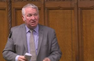 SIR MIKE PENNING SPEAKS UP