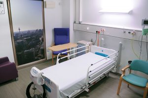 THE CASE FOR SINGLE HOSPITAL ROOMS IN INFECTION CONTROL
