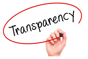 TRUST BOARD TRANSPARENCY AND ACCOUNTABILITY SPRING 2020