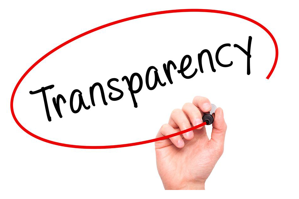 TRUST BOARD TRANSPARENCY AND ACCOUNTABILITY SPRING 2020 - Some comparisons